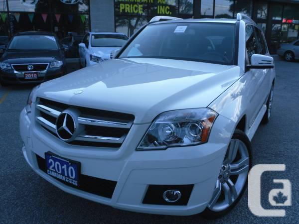 2010 Mercedes Benz glk class GLK350 4MATIC=LOADED -