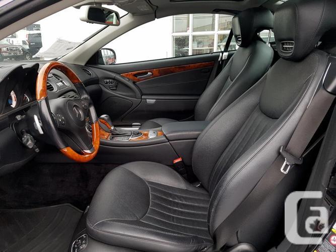 2010 Mercedes-Benz SL550 Convertible