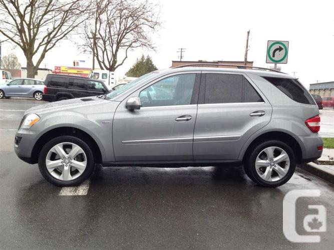 2010 mercedes ml350 bluetec diesel low km for sale in for 2010 mercedes benz ml350 bluetec 4matic