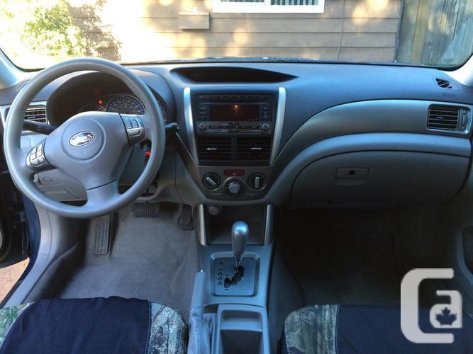 2010 Subaru Forester obo