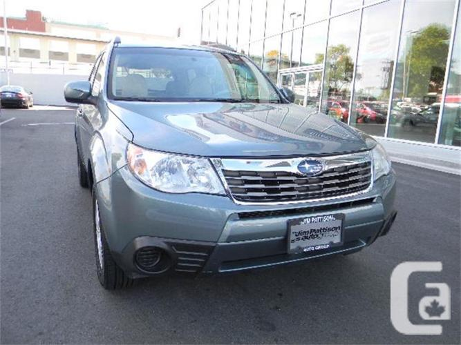 2010 subaru forester x sport one owner local bc for sale in victoria british columbia. Black Bedroom Furniture Sets. Home Design Ideas