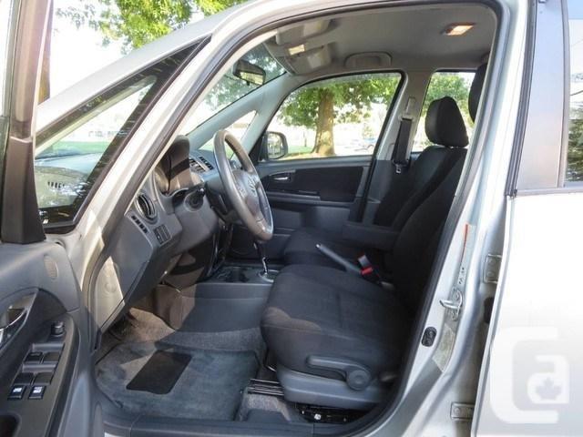 2010 Suzuki SX4 JLX AWD HATCHBACK