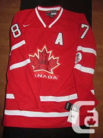2010 Team Winter Sidney Jersey M Reddish - $100