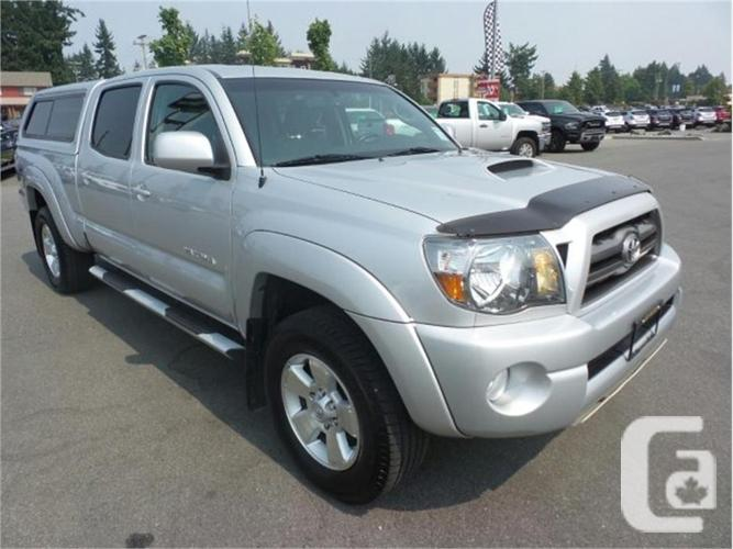 2010 toyota tacoma for sale in nanaimo british columbia classifieds. Black Bedroom Furniture Sets. Home Design Ideas