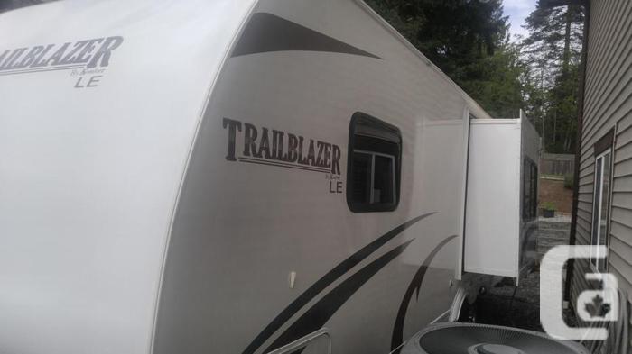 2010 trail blazer by komfort