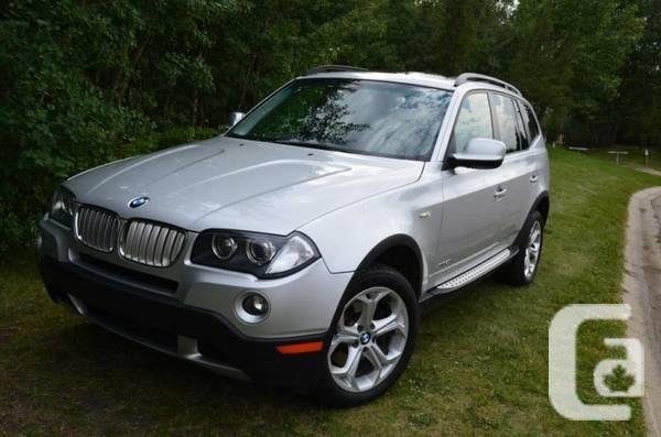 2010 X3 30i Government Version on Guarantee - $10000