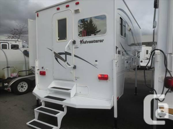 2011 Adventurer 86sbs Truck Camper For Sale In Vancouver