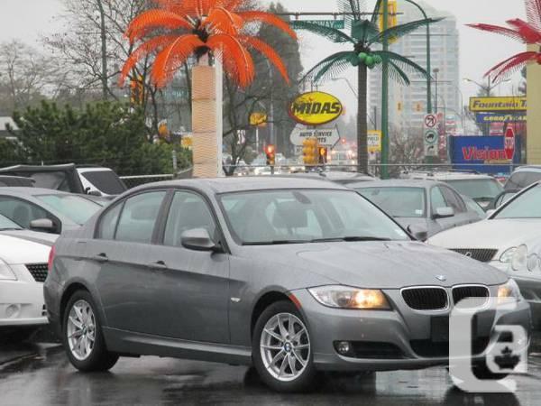 2011 BMW 3-Series 323i - $21800