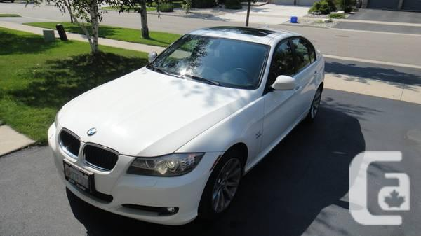 2011 BMW 3 Series 328i xDrive Premium Executive Lease