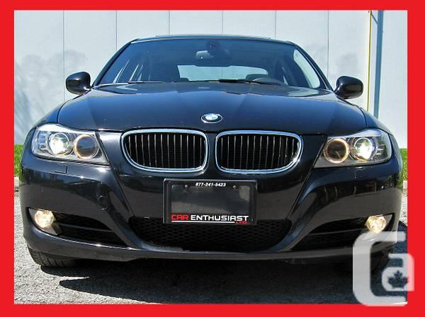 2011 BMW 328i xDrive+NAVI+BMW WARR AUG 2015(3 SERIES) -