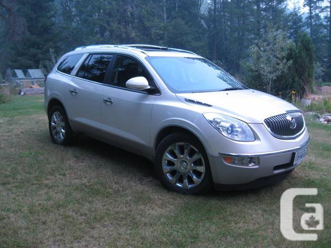 2011 Buck Enclave CXL2 AWD