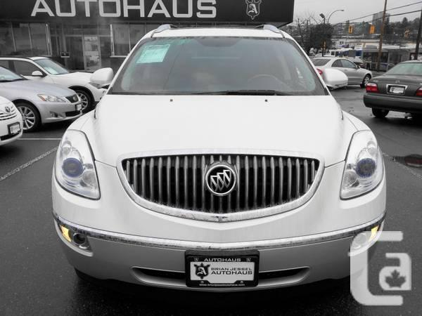 2011 Buick Enclave CXL AWD - $33900