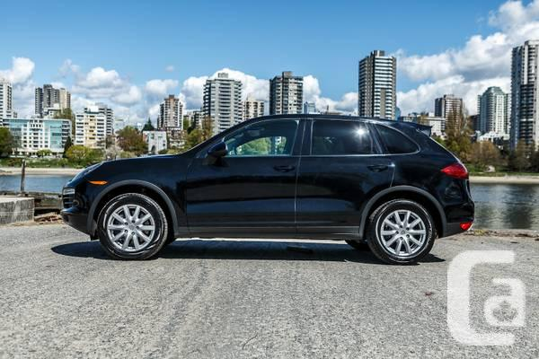 2011 Cayenne SUV 6- Manual - $49900
