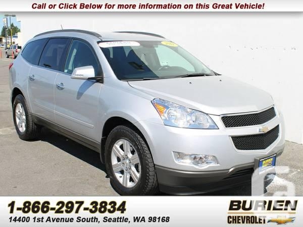 2011 Chevrolet Traverse AWD LT 1GNKVGED3BJ180092 -