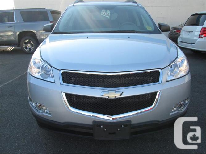 2011 chevrolet traverse ls for sale in victoria british. Black Bedroom Furniture Sets. Home Design Ideas