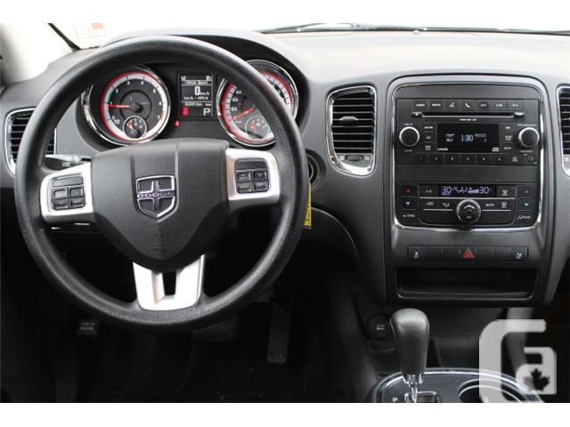 2011 Dodge Durango SXT