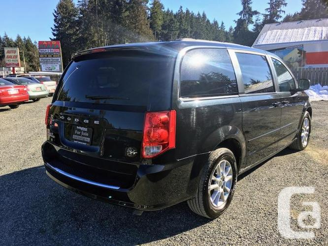 2011 Dodge Grand Caravan R/T - 121,000 KM with Leather