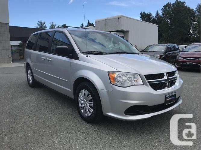 2011 Dodge Grand Caravan SE- ECON MODE  7 PASSENGER