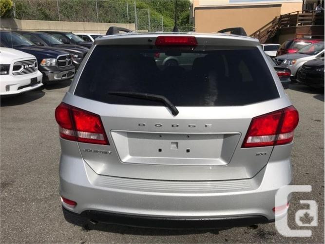 2011 Dodge Journey SXT  -7 Seater - A/C