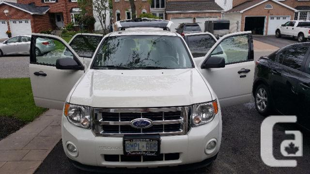 2011 Ford Escape XLT V6 Leather