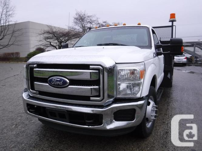 2011 Ford F-350 SD XLT Dually 2WD Service Truck 12 Foot