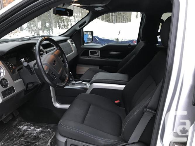 2011 Ford F150, FX4, 5.0 L V8, Crew cab