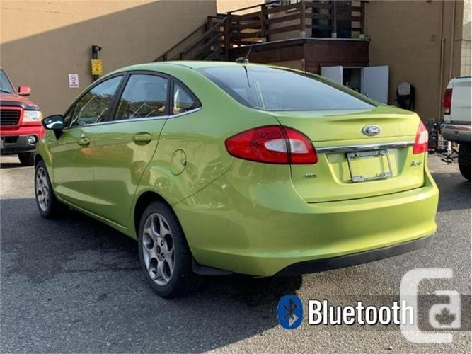2011 Ford Fiesta SEL  -Bluetooth - Heated Seats - SYNC