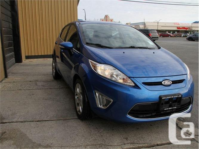 2011 Ford Fiesta SES  - Bluetooth -  SYNC - Low Mileage