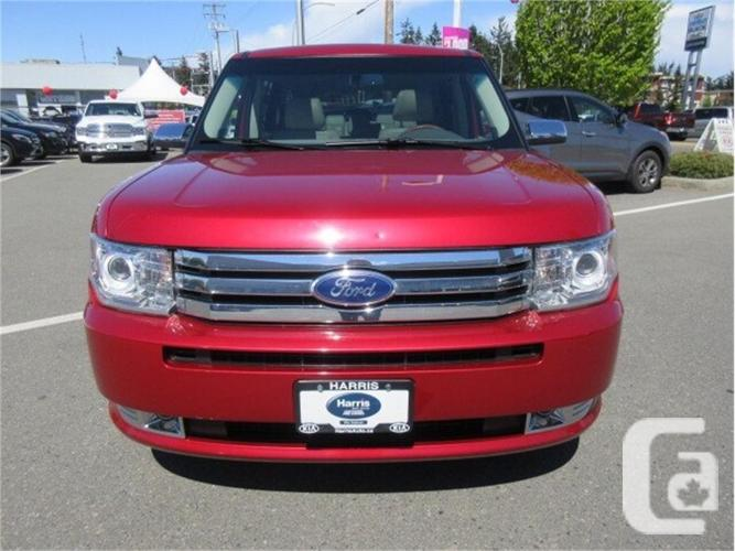 2011 Ford Flex Limited AWD Turbo 7 Passenger