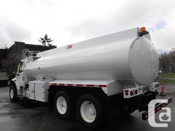 2011 Freightliner M2 106 Water Tanker Truck Diesel Air
