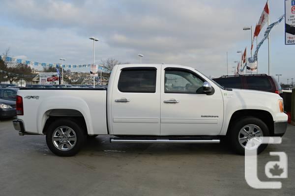 Downtown Toyota Dealer 2011 GMC Sierra 1500 Hybrid - Crew Cab - Four Wheel Drive - $31999 in ...