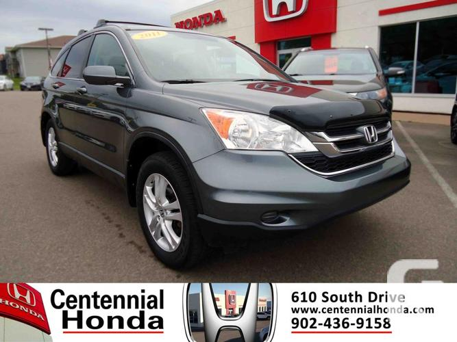 2011 Honda CR-V EX-L AWD Auto: CERTIFIED! LOTS OF