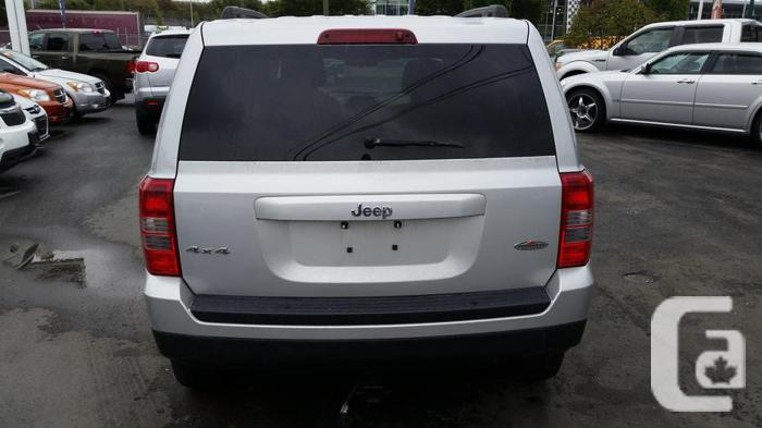 2011 Jeep Patriot North Edition in Vancouver
