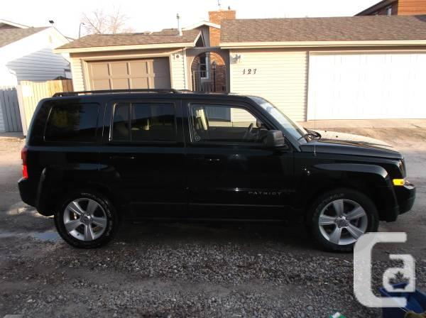 2011 jeep patriot north edition must sell for sale in calgary alberta classifieds. Black Bedroom Furniture Sets. Home Design Ideas