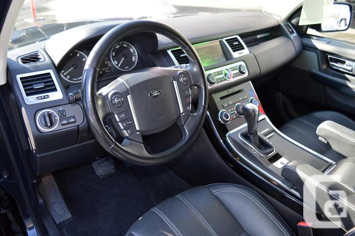 2011 Land Rover Range Rover Sport HSE LUX - No
