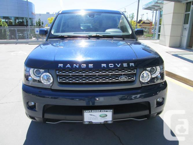 2011 land rover range rover supercharged 4x4 for sale in victoria british columbia classifieds. Black Bedroom Furniture Sets. Home Design Ideas