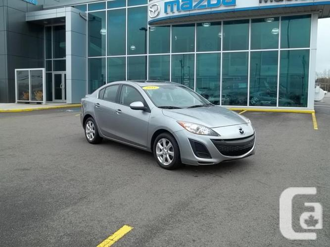 2011 MAZDA 3 GS AUTO-ONLY 39300 KILOMETER OWN FOR AS