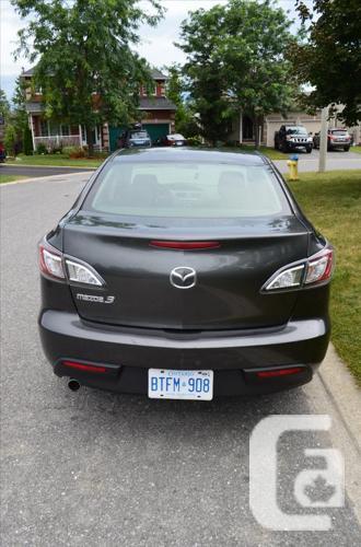 2011 Mazda3 GS Sedan