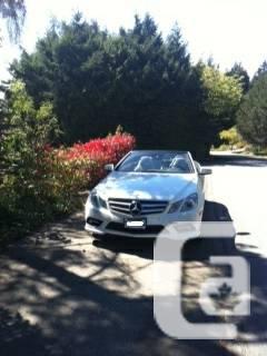2011 Mercedes-Benz E550 Cabriolet~~~Like New!! - $58495