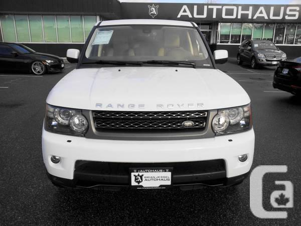 2011 range rover sport hse for sale in calgary alberta classifieds. Black Bedroom Furniture Sets. Home Design Ideas