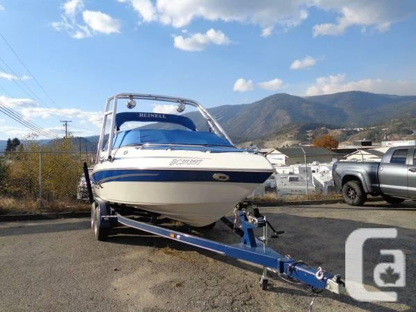 2011 Reinell 200LSE REDUCED!!! - $34900