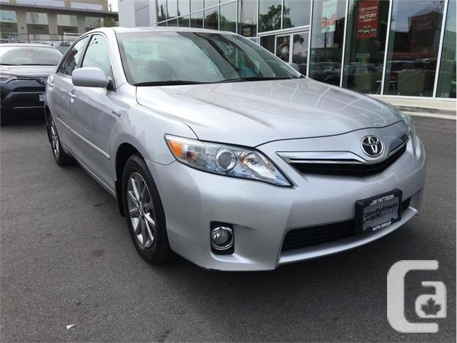 2011 toyota camry hybrid for sale in nanaimo british columbia classifieds. Black Bedroom Furniture Sets. Home Design Ideas