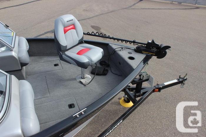 2011 Tracker ProGuide V175 CB w/Mercury 115 Hp Optimax