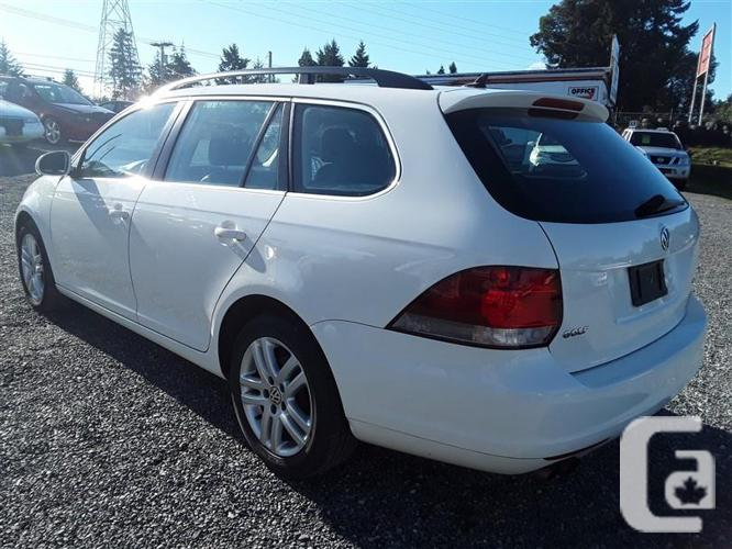 2011 Volkswagon Golf wagon, diesel! selling both on
