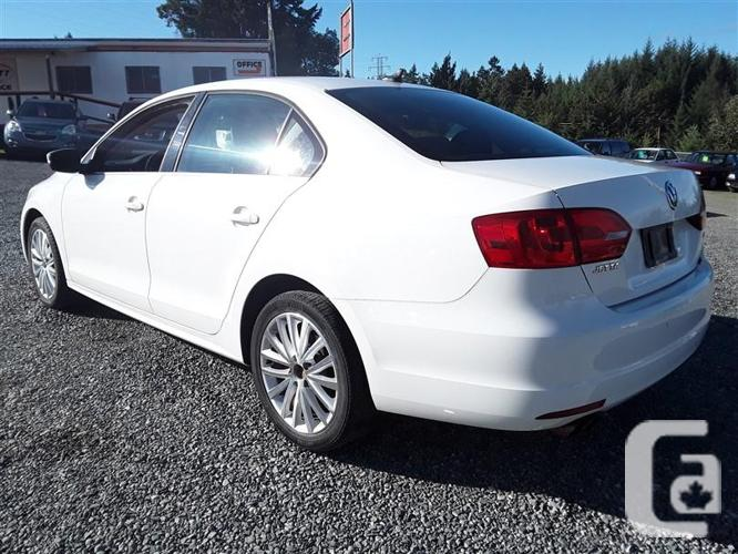 2011 VW Jetta TDI DIESEL! selling both on site and