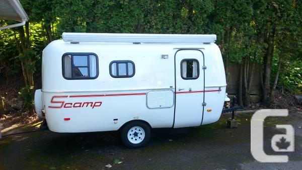 2012 16 Scamp Travel Trailer For Sale For Sale In Abbotsford