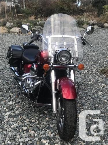 2012 750cc Honda Shadow Aero