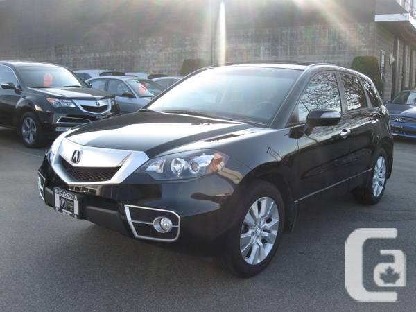 2012 Acura RDX Tech - $34895