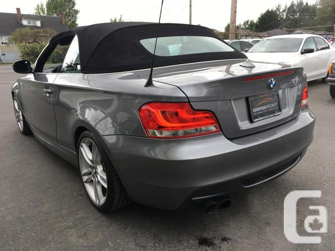 2012 BMW 135i - ONLY 49,700 KMS!!!