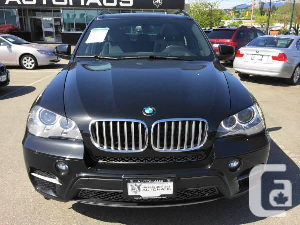 2012 bmw x5 3 5 diesel for sale in calgary alberta classifieds. Black Bedroom Furniture Sets. Home Design Ideas